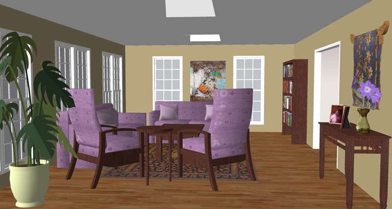Cost Vs Value Project Family Room